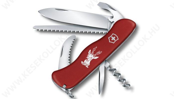 Victorinox Hunter zsebkés piros